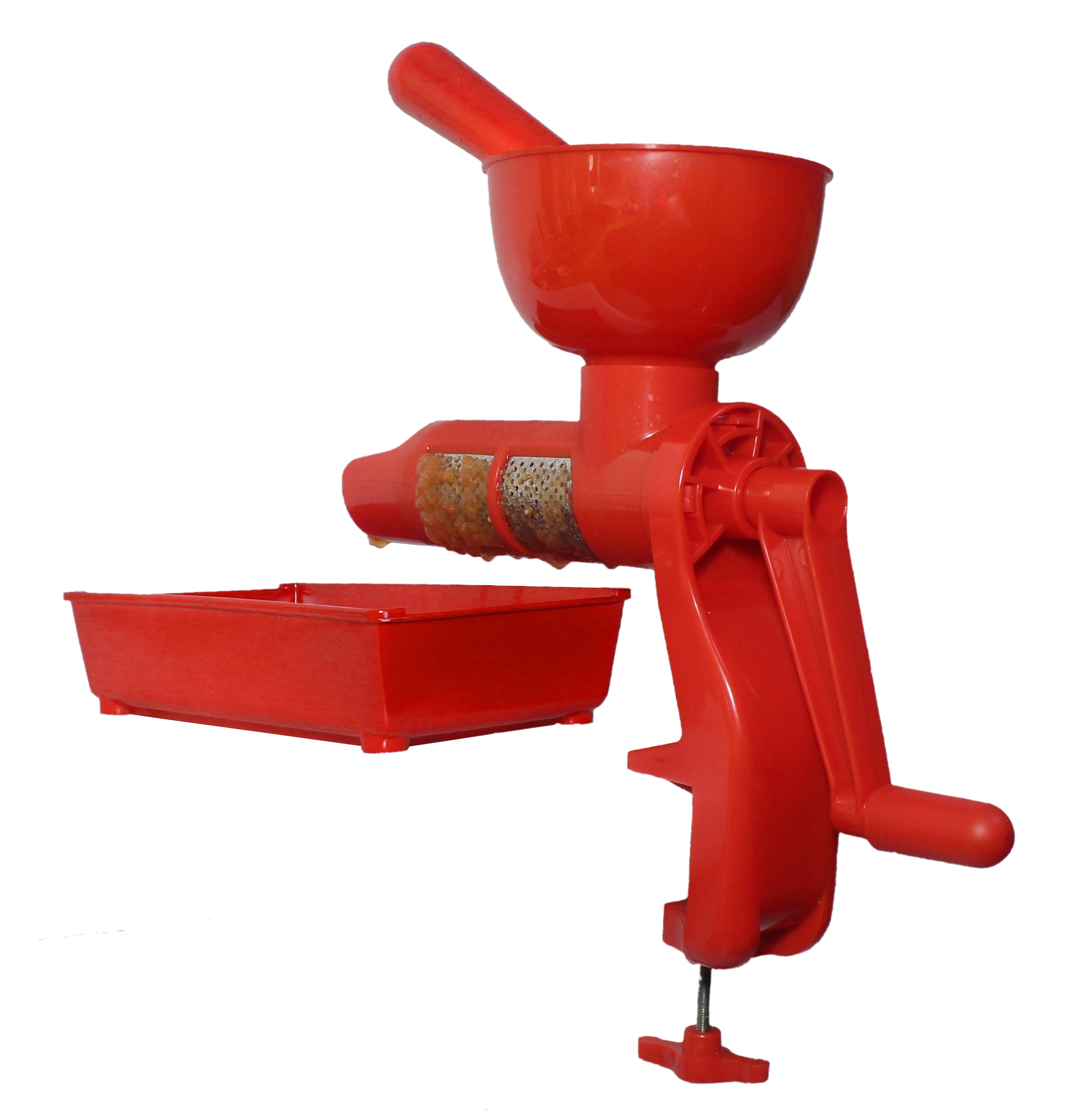 TANIA tomato juicer and grater