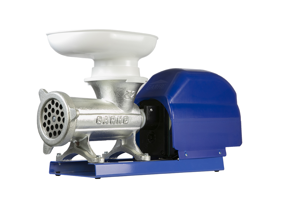 New electric meat mincer